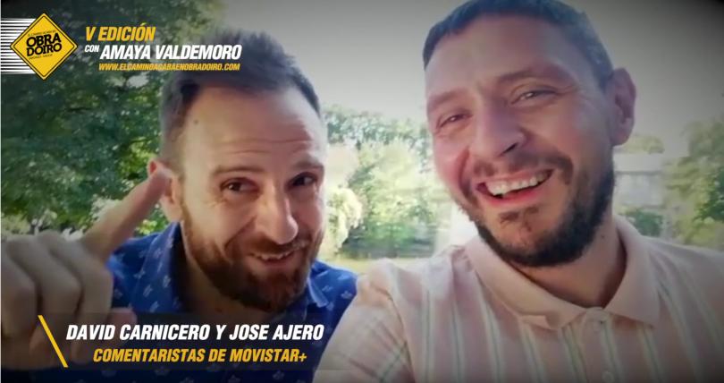David Carnicero y Jose Ajero
