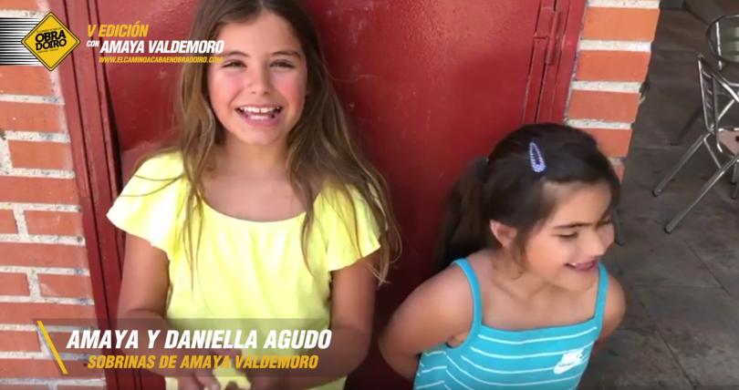 Amaya y Daniella
