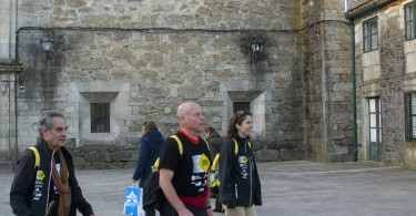 Etapa II Camino Acaba en Obradoiro II      Dani Masso Photo (25)