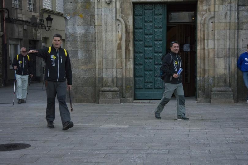 Etapa II Camino Acaba en Obradoiro II      Dani Masso Photo (26)
