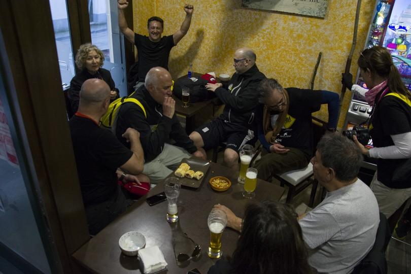 Etapa II Camino Acaba en Obradoiro II      Dani Masso Photo (27)