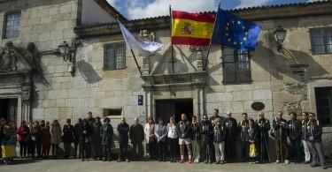 Etapa III Camino Acaba en Obradoiro II      Dani Masso Photo (8)