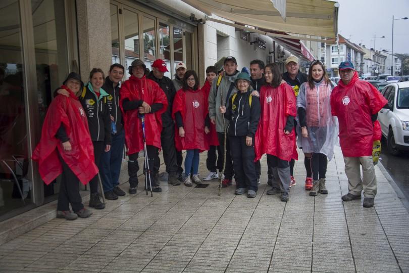 Etapa V Camino Acaba en Obradoiro II      Dani Masso Photo (1)